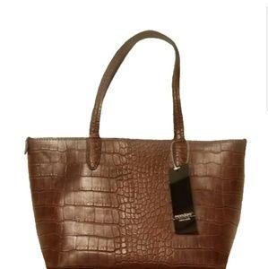 NWT Mondani New York Leather Handbag